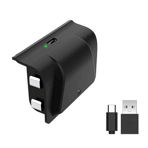 Batería Recargable 400 mAh Xbox One / S / X (negro)