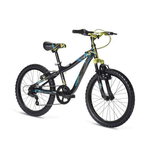 Bicicleta de Montaña Mercurio Vertix R20 6V Negro