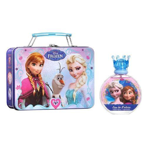 Set de Fragancia Infantil Disney Frozen Eau de Toilette 100ml