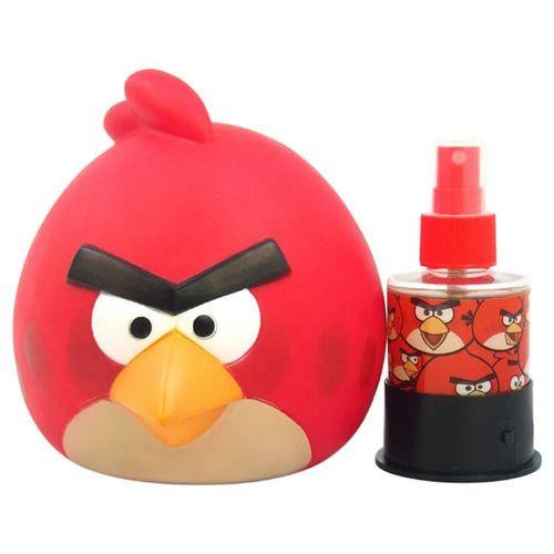 Set de Fragancia Infantil Angry Birds Red Bird Eau de Cologne 100ml