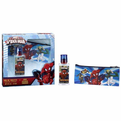 Set de Fragancia Infantil Disney Spiderman Eau de Toilette 30ml