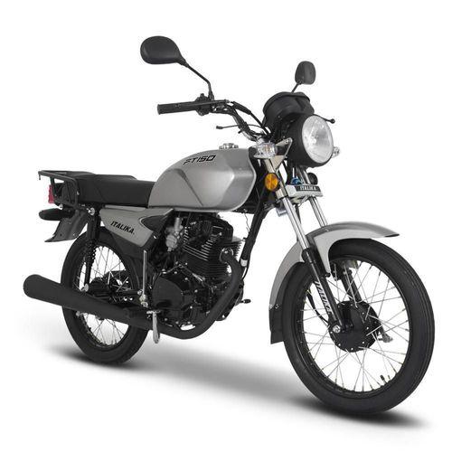 Motocicleta de Trabajo Italika FT150 Grafito