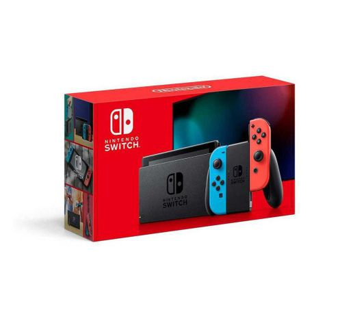 Consola Nintendo Switch Neón 1.1