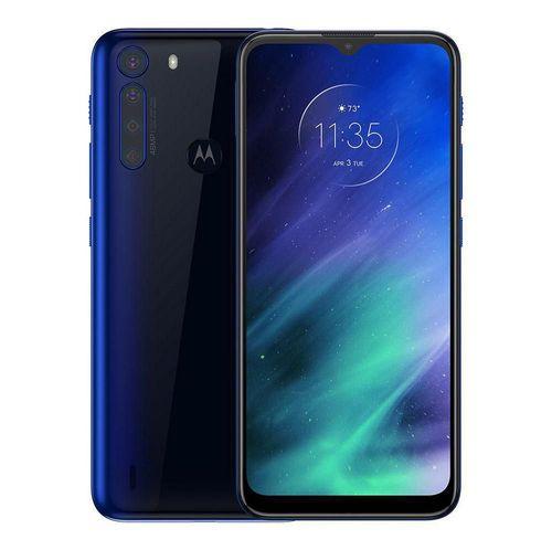 Motorola Moto One Fusion 128GB Desbloqueado - Azul Océano