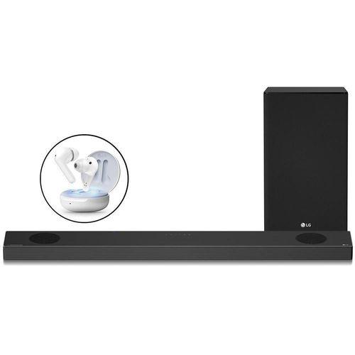 Barra de Sonido LG SN9YG más audífonos Tone Free FN5W