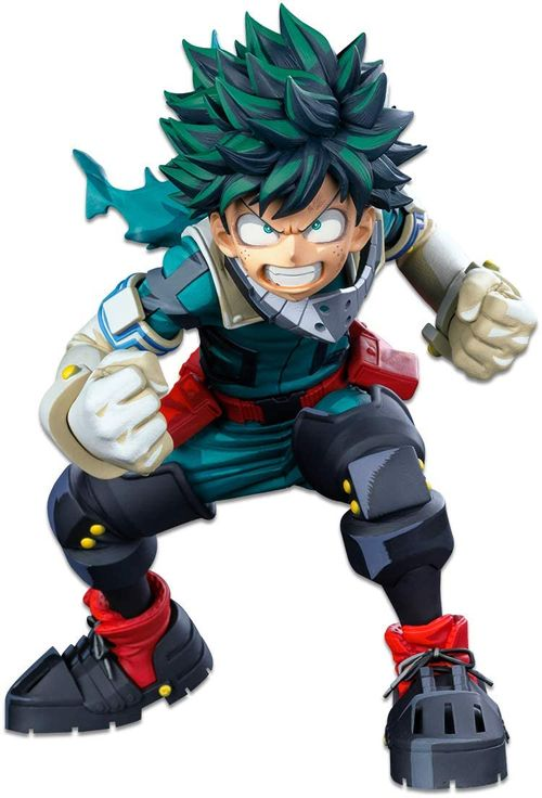 Izuku Midoriya My Hero Academia Bwfc Super Master Star Piece Banpresto