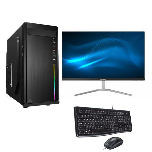Computadora Pc Armada Intel Core i3 9100F 16gb SSD 480GB WiFi 21.5 HD