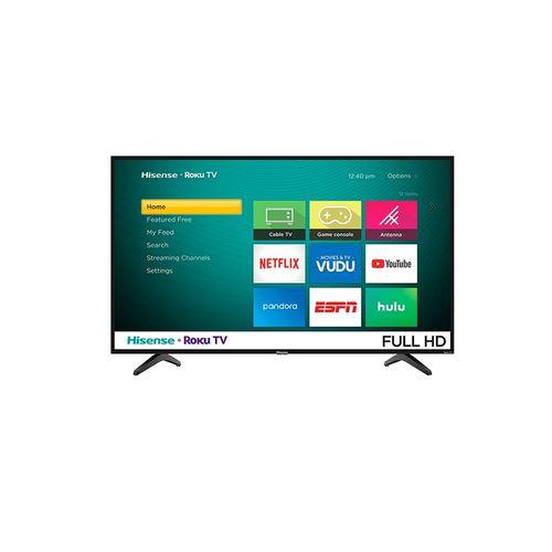 Smart TV Hisense 43 Full HD Roku TV TS audio 43H4030F Reacondicionado
