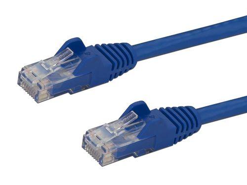 Cable de Red Startech Cat6 UTP, 1.8m. Color Azul.