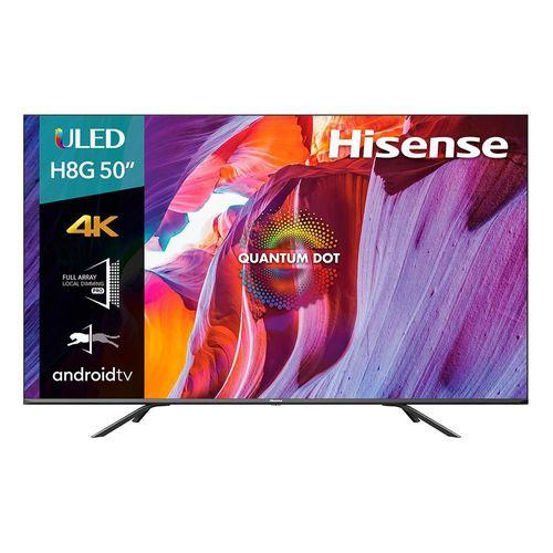 Pantalla LED Hisense 50'' 4K Smart Tv 50H8G