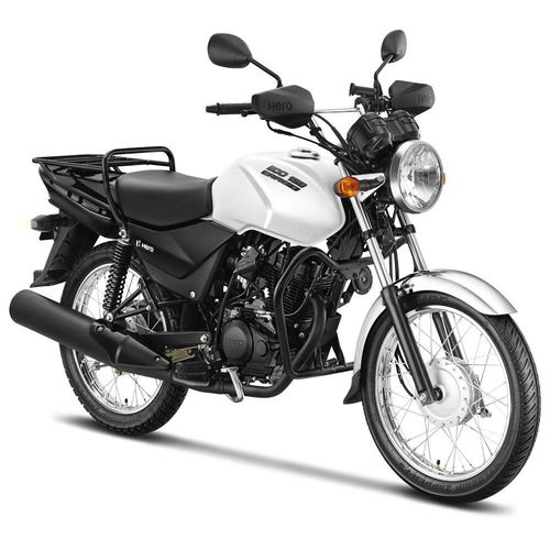 Motocicleta de Trabajo Hero Eco 150 Cargo Blanca