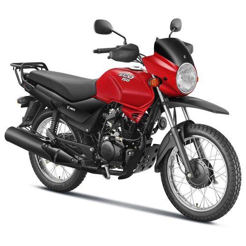 Motocicleta de Trabajo Hero Eco 150TR Roja