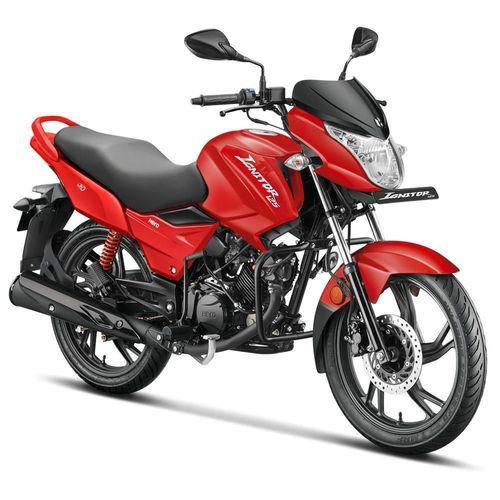 Motocicleta Urbana Hero Ignitor 125 Roja