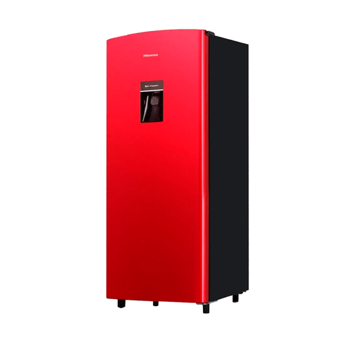 Refrigerador Hisense 7 Pies RR63D6WRX Rojo -End_