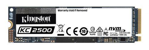 SSD Kingston KC2500 1TB