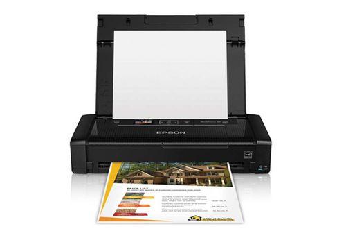 Epson Impresora Móvil WorkForce WF 100 Inalámbrico