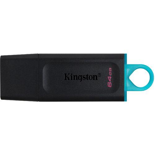 Memoria USB 64GB KINGSTON DataTraveler EXODIA DXT 3.2 DTX/64GB