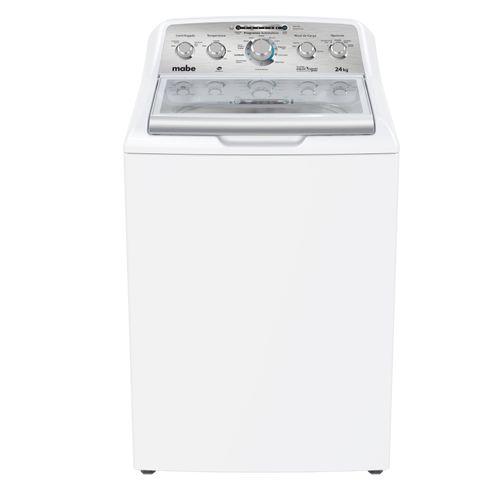 Lavadora Automática 24 kg Blanca Mabe - LMA74215WBAB0