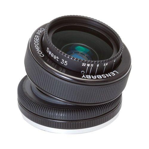 Lente Composer Pro Lensbaby LBCP35N para Cámara Nikon