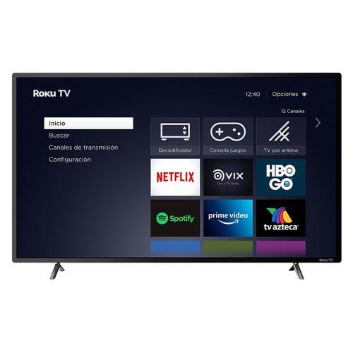 Televisión JVC SI42FR 42 Pulgadas FHD Smart Tv Roku Negro