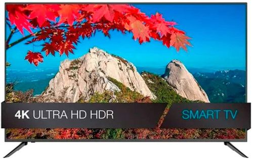 Pantalla JVC SI50URF 50 Pulgadas Smart TV 4K Roku TV
