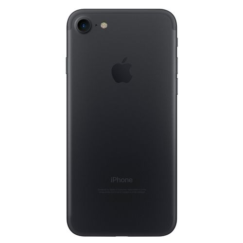 Telefono Reacondicionado iPhone 7 Negro Mate 32Gb Liberado