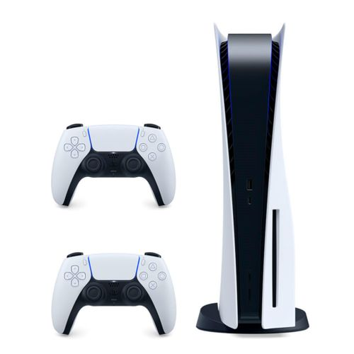Consola Playstation 5 + Control Dualsense Adicional