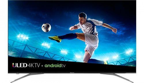 Hisense Smart TV ULED 65H9E PLUS 65   4K Ultra HD