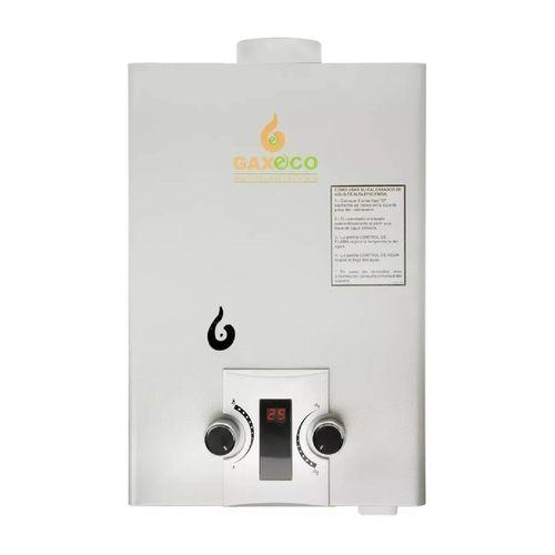 CALENTADOR GAXECO MOD. ECO6000 GAS LP