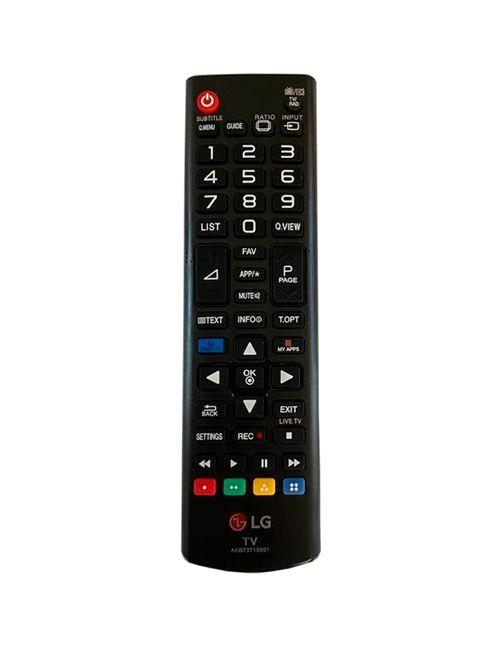 Control para pantalla LG Smart Tv 42lf5800-ua