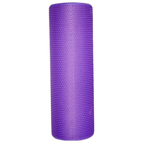 Bodyfit Rodillo Texturizado de Yoga - Morado