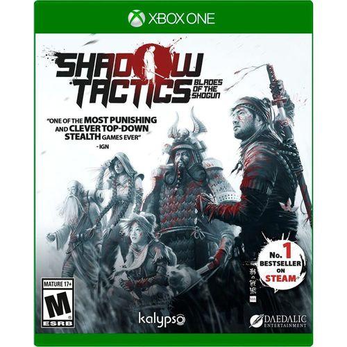 Shadow Tactics: Blades Of Shogun Xbox One