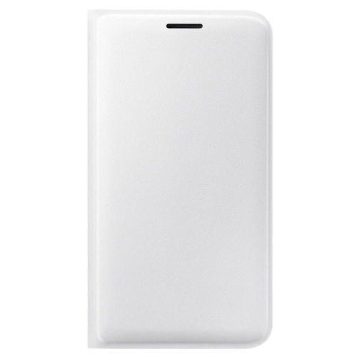 Samsung J1 Mini (2016) Flip Wallet - Blanco