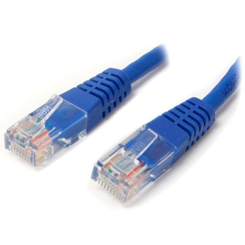 StarTech Cable de Red 0.9m Cat5e UTP RJ45 - Azul