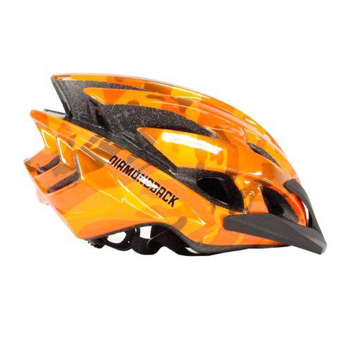 Casco para Bicicleta Diamondback OverDrive Naranja Mediano