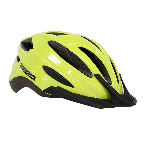 Casco para Bicicleta Diamondback Recoil Amarillo Mediano