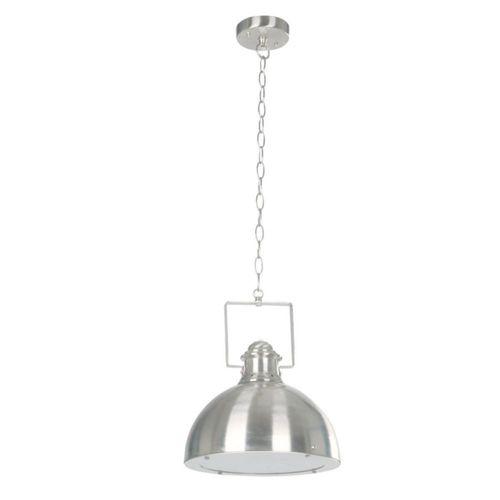 Lámpara de Techo Designer Níquel Satinado 40W