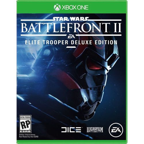 Star Wars Battlefront II Elite Trooper Deluxe Edition Xbox One