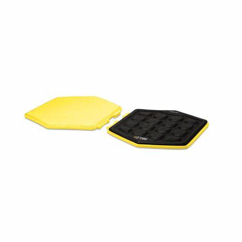 Discos Deslizables SKLZ Slidez 2 pzs Amarillo con Negro