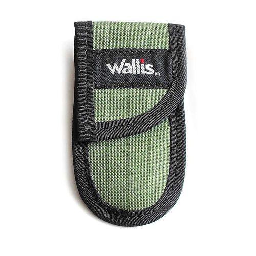 Funda para Navaja Wallis Chica Verde Militar