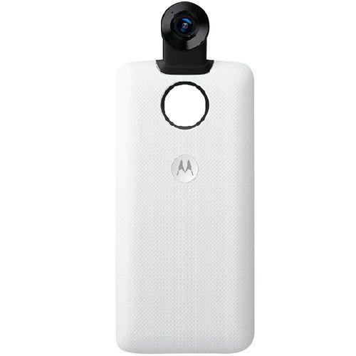 Moto Mod Motorola Cámara 360° - Blanco