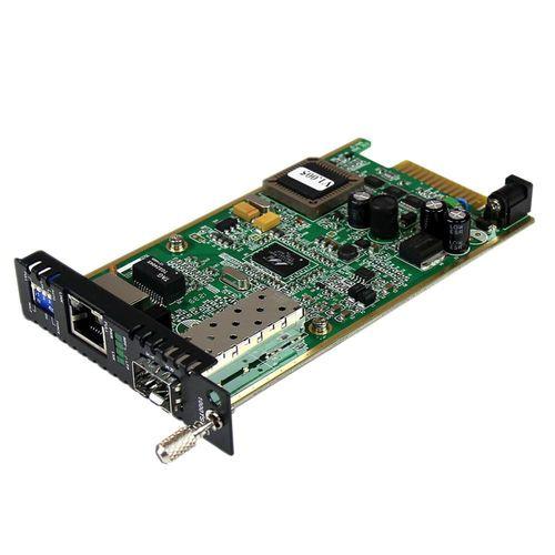 Conversor Medios UTP a SFP para ETCHS2U Startech ET91000SFP2C