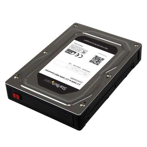 Gabinete Disco SATA de 2.5 para Bahia de 3.5 Startech 25SAT35HDD