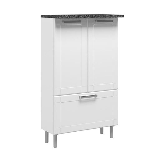 Mueble para Microondas Bertolini Blanco