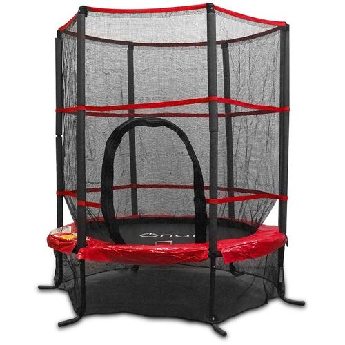 Trampolin Onof Brincolin Infantil Individual Con Red 1.4 Mts Tumbling