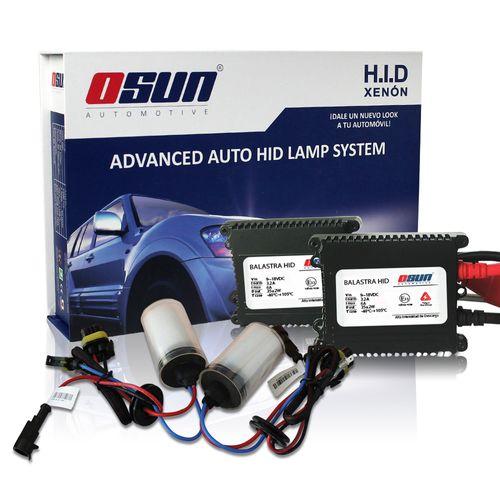 Osun Kit de Xenon baja y dual DC