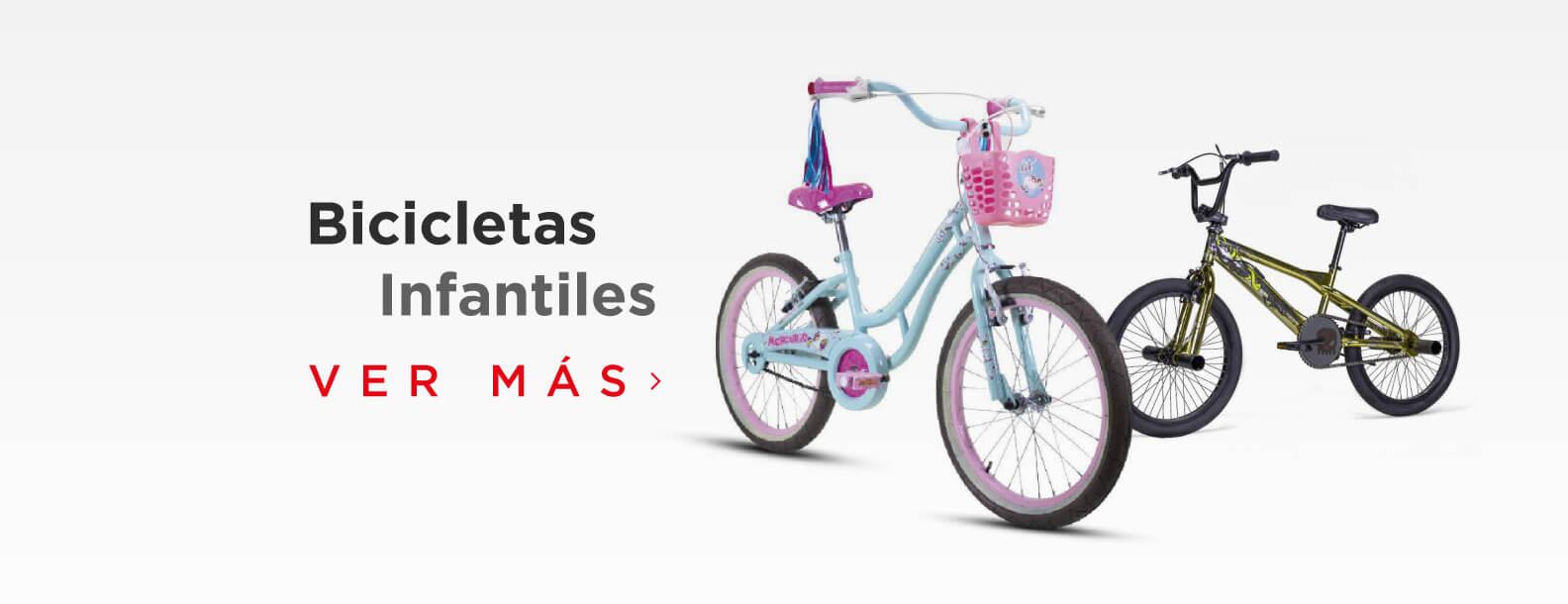 Increíbles bicicletas para niñas y niños, tricíclos y montables infantiles o para bebés.